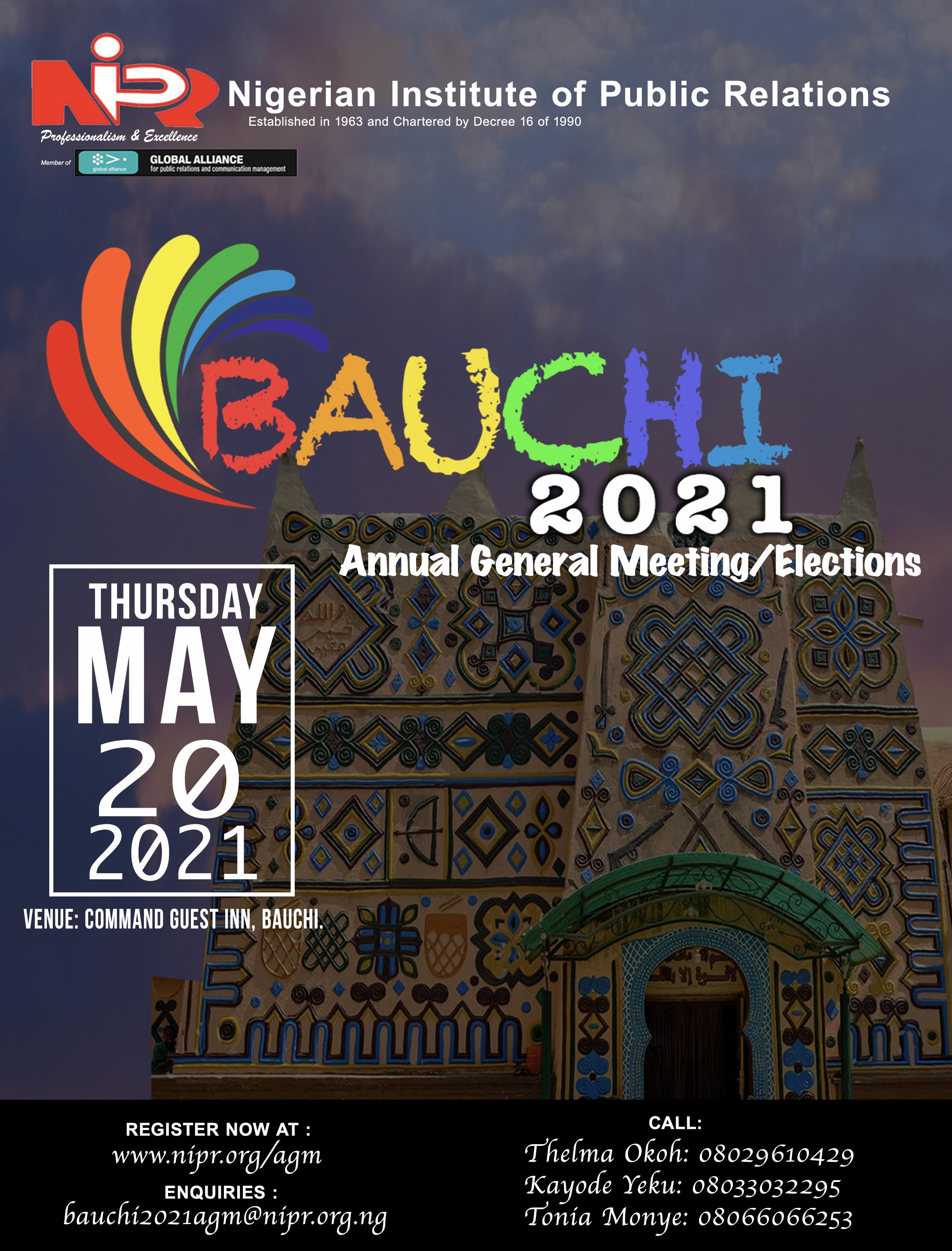 BAUCHI 2021 FLIER